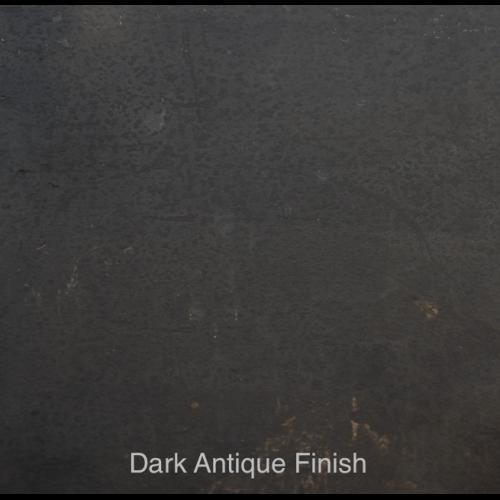 Dark Antique Finish