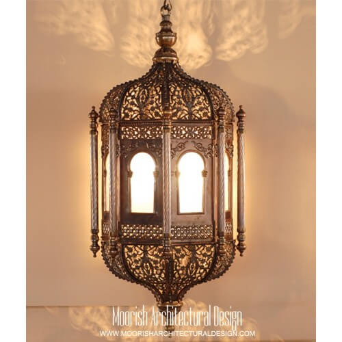 Traditional Moroccan Pendant 31