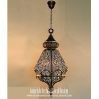 Moorish Kitchen Lighting