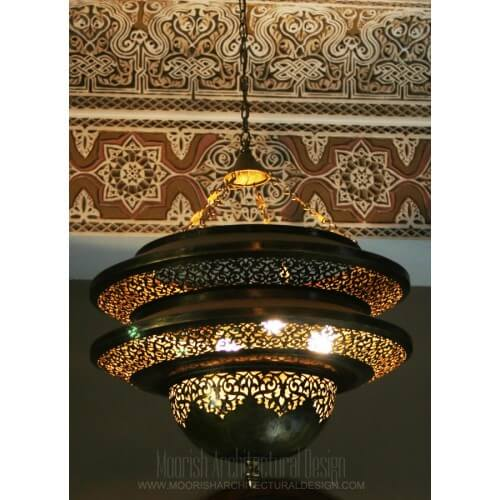 Traditional Moroccan Pendant 39
