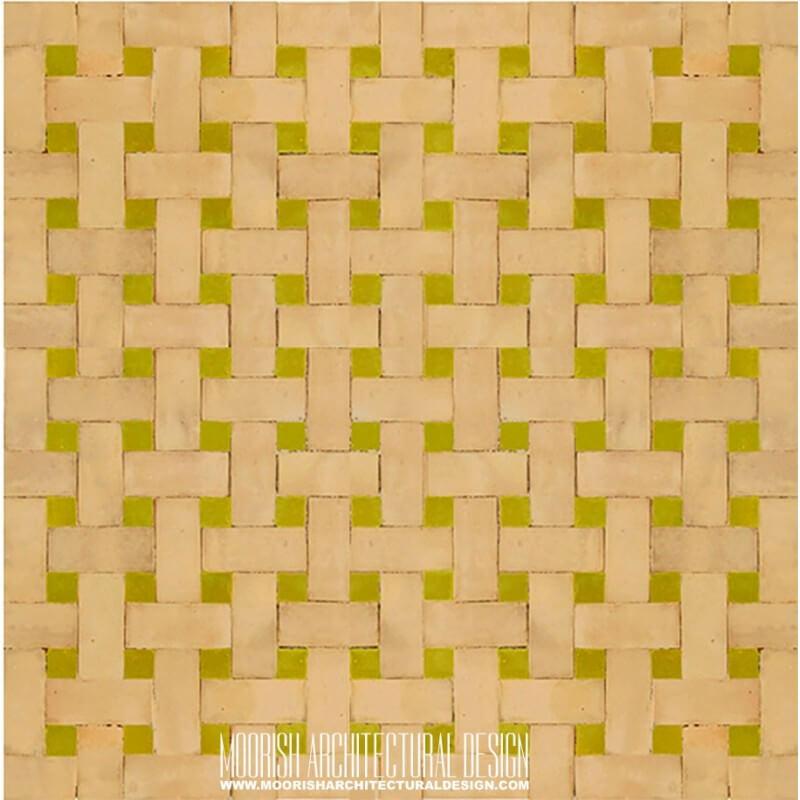 Moroccan Kitchen Floor Tile