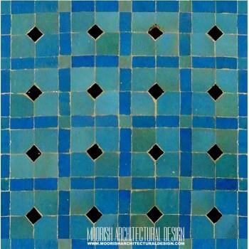 Moroccan Tile 180