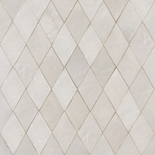White moroccan bathroom floor tile Moroccan ceramic floor tile