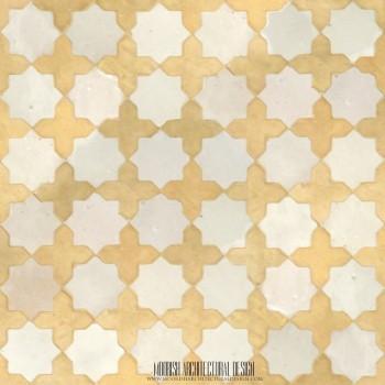Rustic Moroccan Tile 06