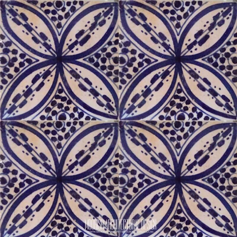 Tile Moroccan California