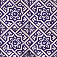 Spanish Kitchen Tile Blue