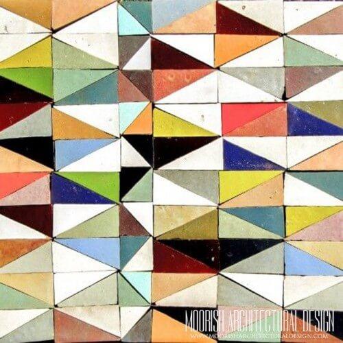 Moroccan Retro Tile