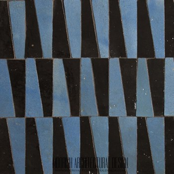 Two Tone Anfa Tile