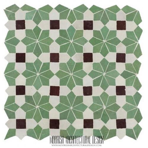 Moroccan Tile 189