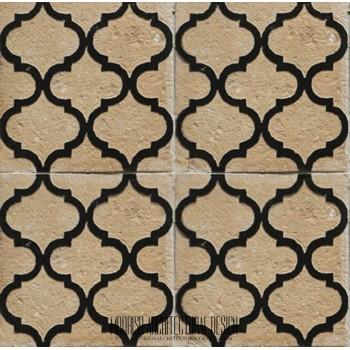 Rustic Moorish Tile 28