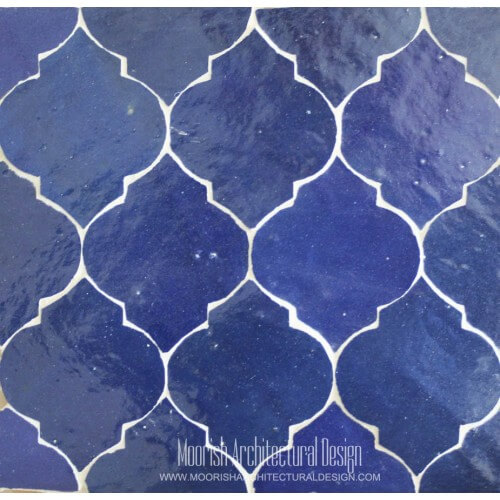 Arabesque Tile 06