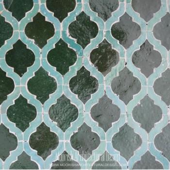 Arabesque Tile 08