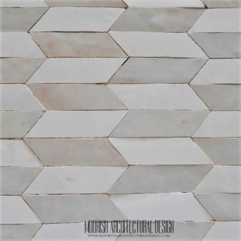 Arrow Moroccan Tile