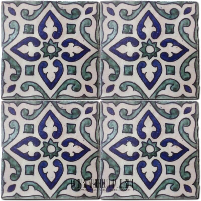 Portuguese Ceramic Tile