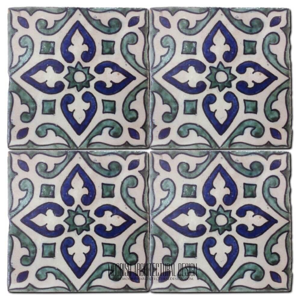 Spanish Tile Portuguese Ceramic Tile
