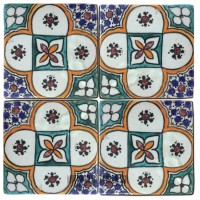 Portuguese Ceramic decorative tile