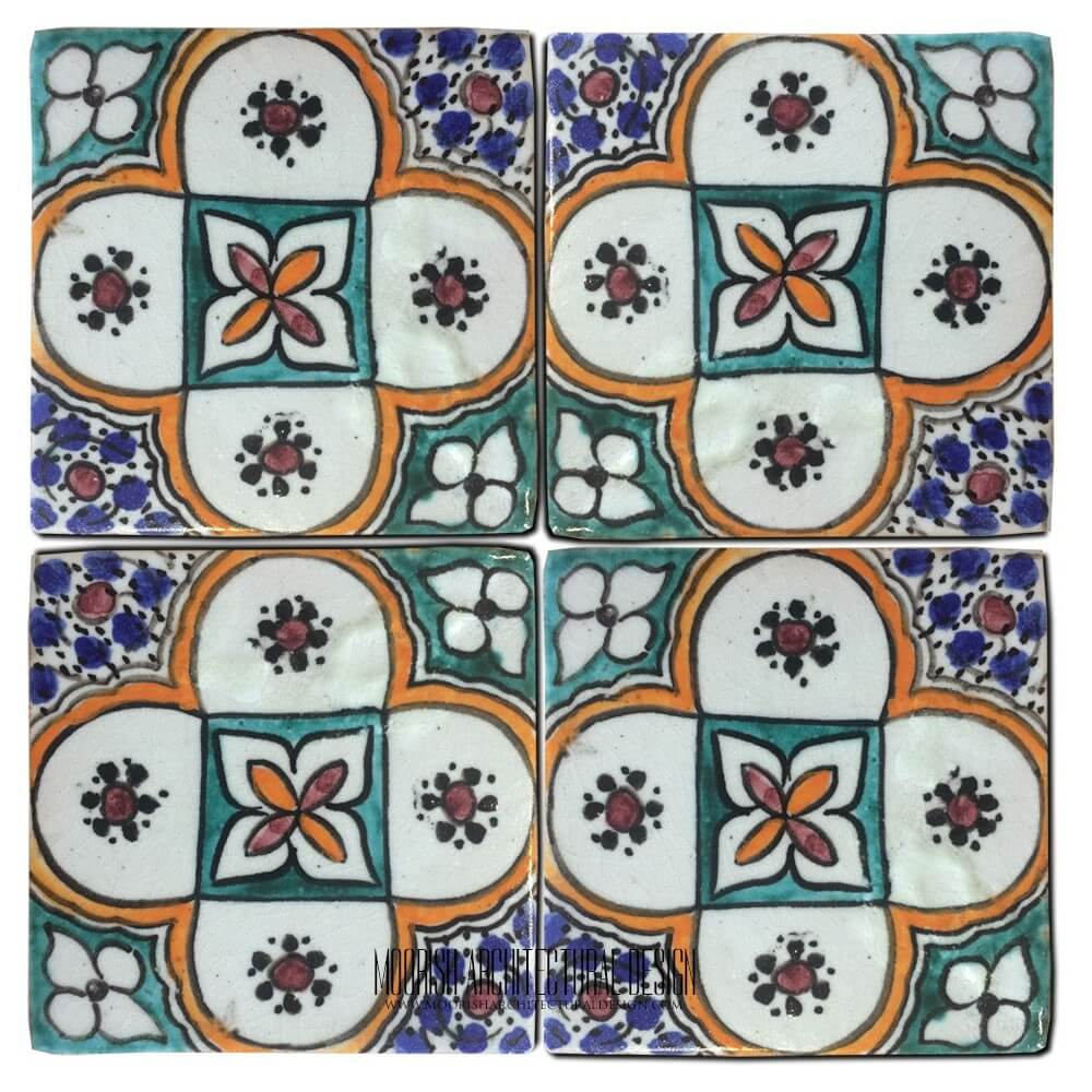 Pool Tiles Portuguese Ceramic Tile Kitchen