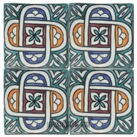 Portuguese Waterline Tile