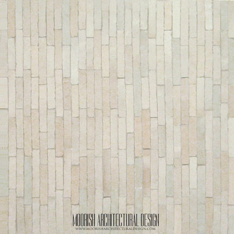 Moorish Modern Tile shower