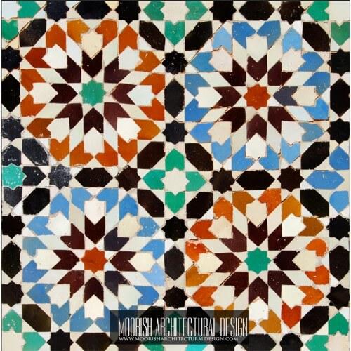 Moroccan Tile 197