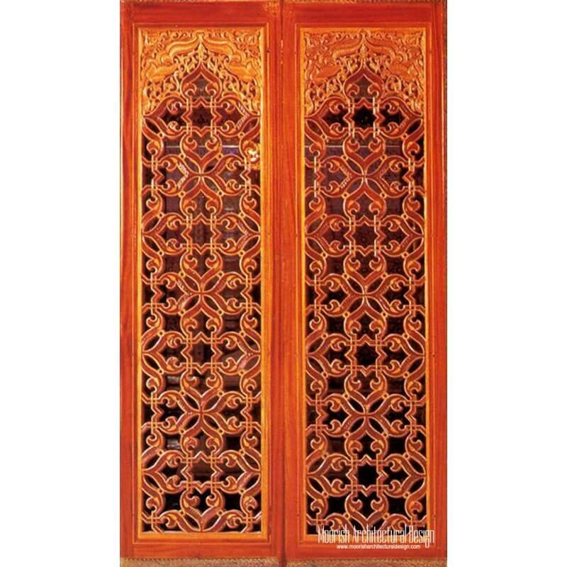 Custom Moroccan Door
