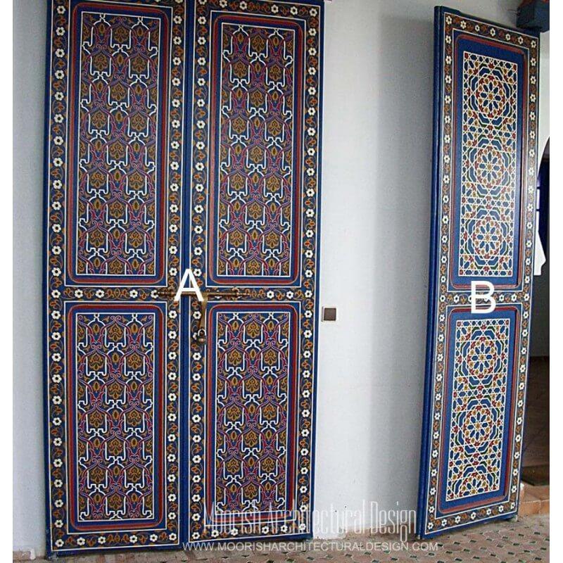 Moroccan Door factory