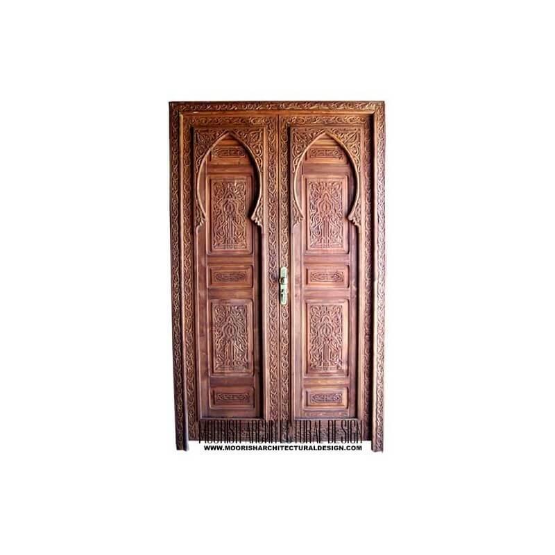 Spanish closet door