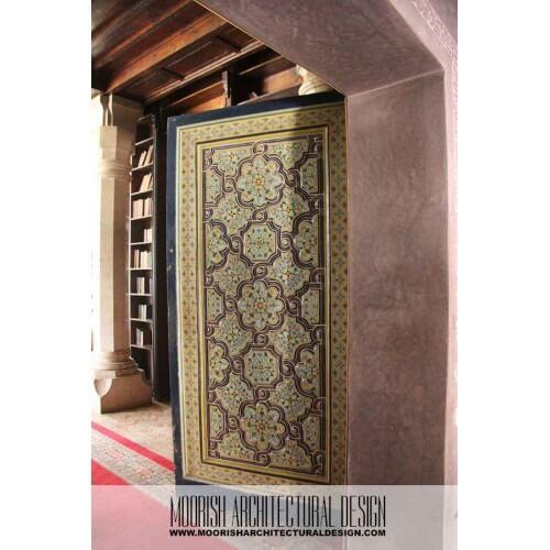Moroccan Door 25