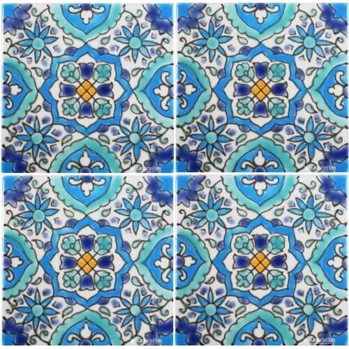 Mediterranean Tiles Kitchen: Mediterranean Pool Tiles Los Angeles California