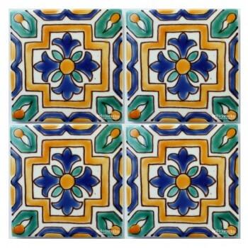 Mediterranean Tile 15