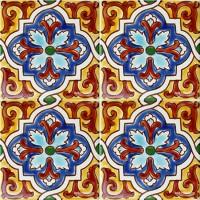 Red Mediterranean Tile