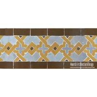 Moroccan Border Tile 84