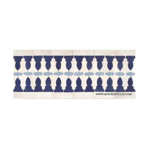 Moroccan Border Tile 88