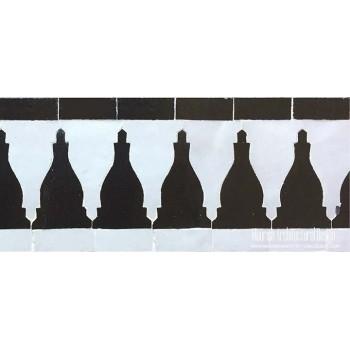 Moroccan Border Tile 89