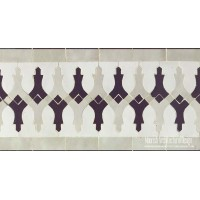 Mediterranean Pool Mosaic Tile Designs