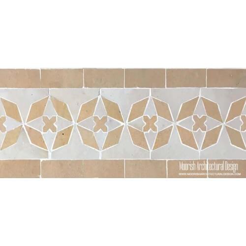 Moroccan Border Tile 94