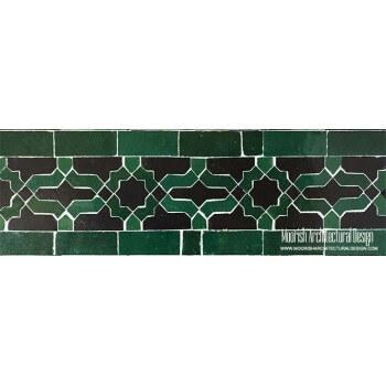 Moroccan Border Tile 97