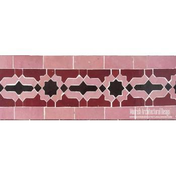 Moroccan Border Tile 98