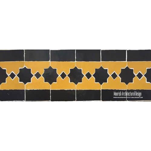 Moroccan Border Tile 99