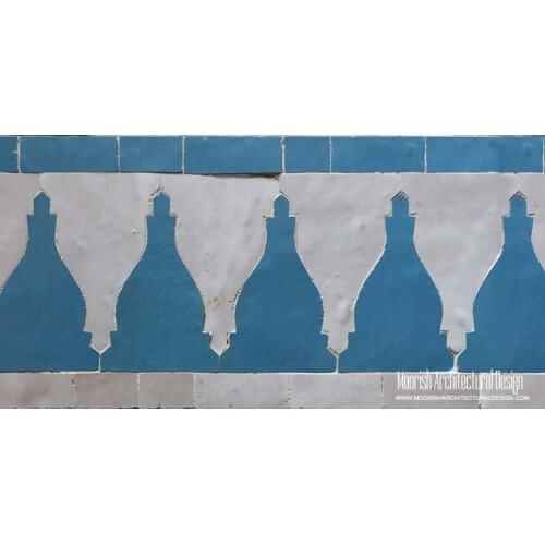 Moroccan Border Tile 102