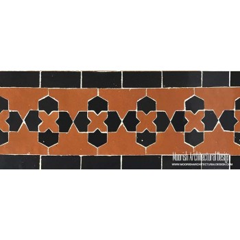 Moroccan Border Tile 103