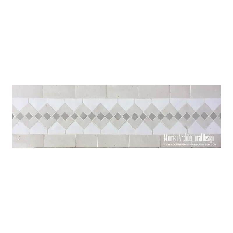 Moroccan Border Tile 104