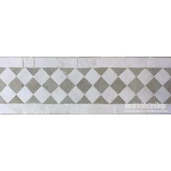 Moroccan Border Tile 106