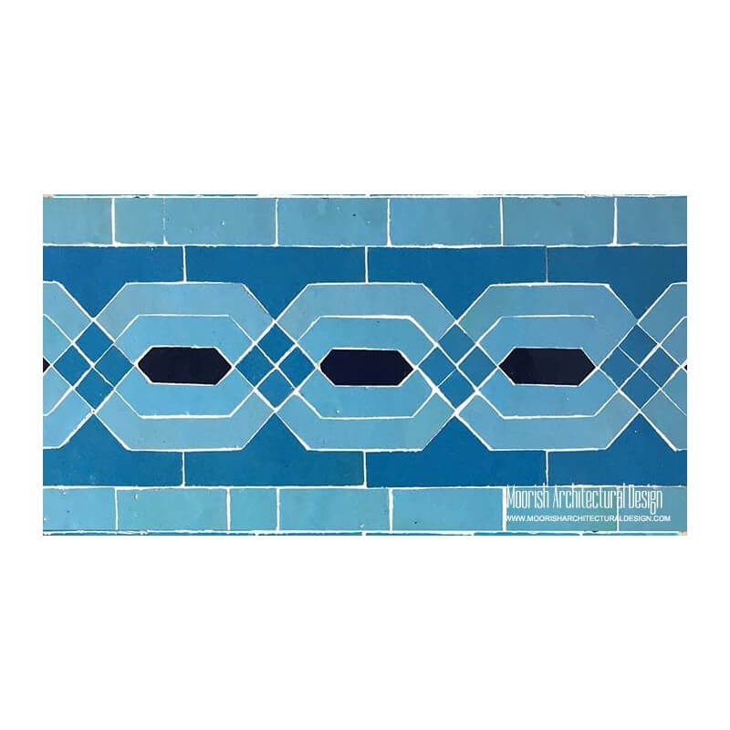 Modern Pool Tile Design