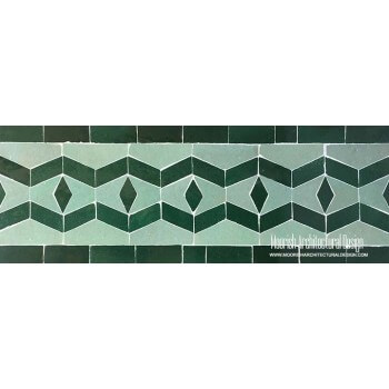 Moroccan Border Tile 119