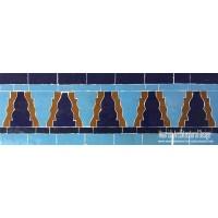 Santa Barbara largest supplier of Spanish Mediterranean pool tiles