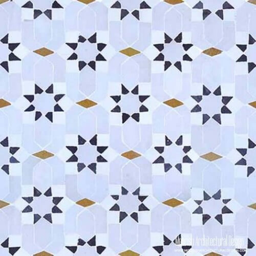 Moroccan Tile 199