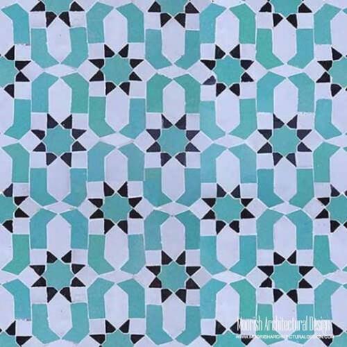 Moroccan Tile 200