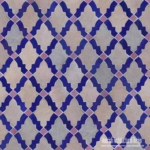 Moroccan Tile 201