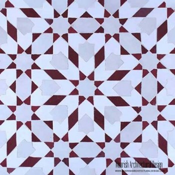 Moroccan Tile 202